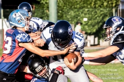 North West team VS Seamen Milano _ Campionato U19 2017 _ gaia andrea re _ AK Photography