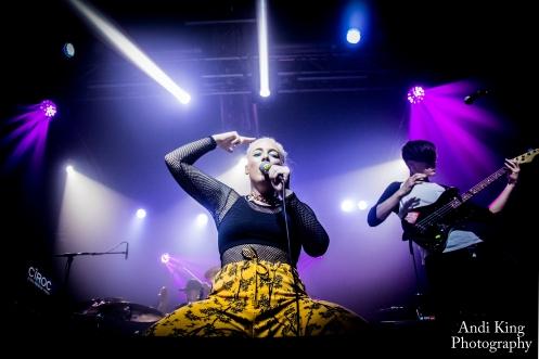 VUKOVI opening show fot PVRIS @MagazziniGenerali, Milano ©AKphotography