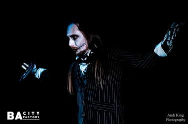 Spleen orchestra - Tim Burton Show    ©AKphotography all rights reserved
