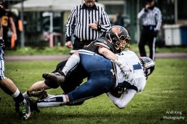RHINOS vs SEAMEN - 31st march 2018 - 1st Division