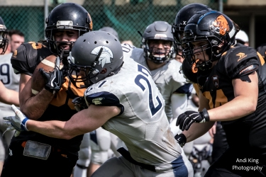 Rhinos Milano vs Case Western Spartans _ 13 may 2018 _ ©AKphotography