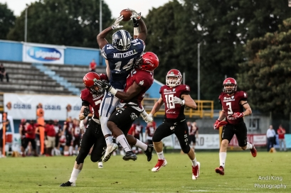 EFL Bowl V - Seamen Milano vs Potsdam Royals _ 9 June 2018 _ more on https://andiking.photography/