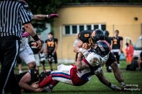 RHINOS Milano vs GIANTS Bolzano _ 19 may 2018 _ ©AKphotography