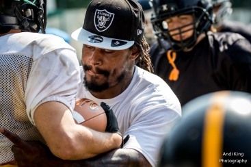 Gridiron Experience Camp Day 2 _ ©Andi King photography