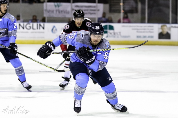SPHL Pensacola Ice Flyers 20219-20 season