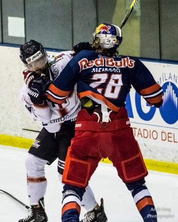 Hockey Milano Rosso Blu ©AKphoto